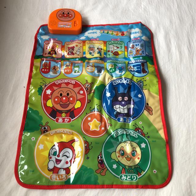 アンパンマン(アンパンマン)のアンパンマン☆リトミックステップ☆ キッズ/ベビー/マタニティのおもちゃ(知育玩具)の商品写真