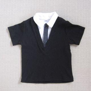ニシマツヤ(西松屋)の男の子フォーマル Tシャツ(セレモニードレス/スーツ)