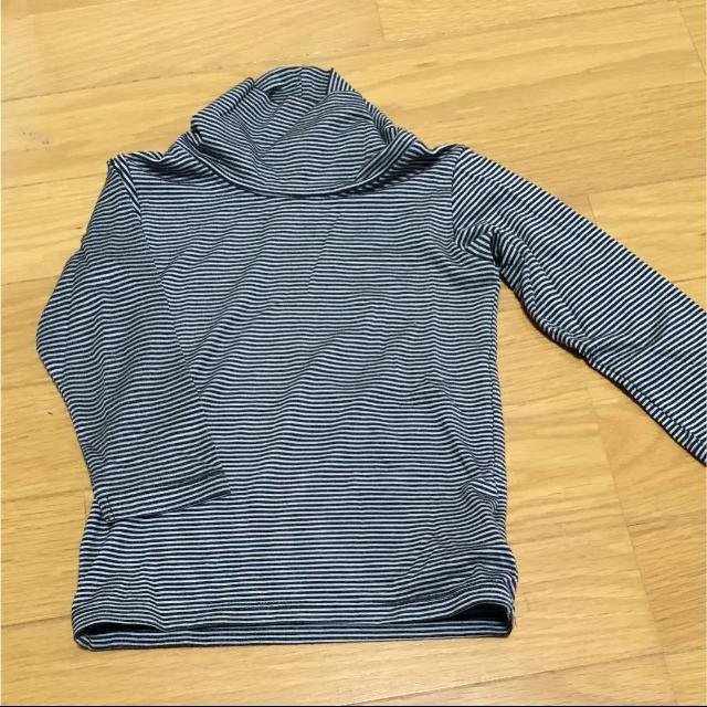 UNIQLO(ユニクロ)のユニクロ ヒートテック 80 キッズ/ベビー/マタニティのベビー服(~85cm)(トレーナー)の商品写真