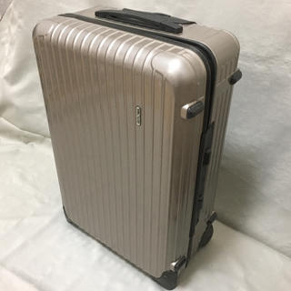 リモワ(RIMOWA)のRIMOWA SALSA 63L 2輪(トラベルバッグ/スーツケース)