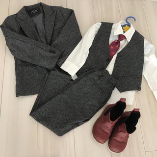 100フォーマルセット(ドレス/フォーマル)