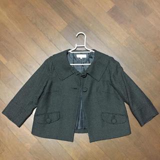 ヴェールダンス(Vert Dense)のジャケット 7分丈(テーラードジャケット)