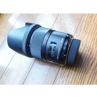シグマ(SIGMA)の[コメット様専用]SIGMA 35mm F1.4 DG OSM NIKON用(レンズ(単焦点))