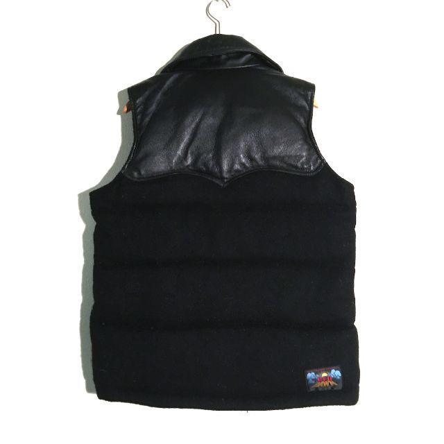 W)taps(ダブルタップス)のWTAPS ダブルタップス ダウンベスト TENDERLOIN COOTIE メンズのジャケット/アウター(ダウンベスト)の商品写真