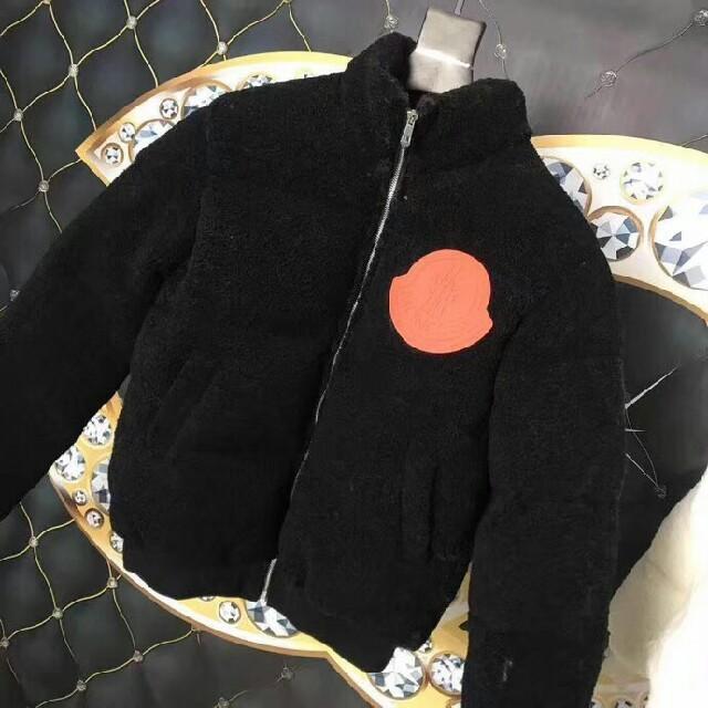 MONCLER(モンクレール)の MONCLER  ニット   ジャケット M メンズのジャケット/アウター(ダウンジャケット)の商品写真