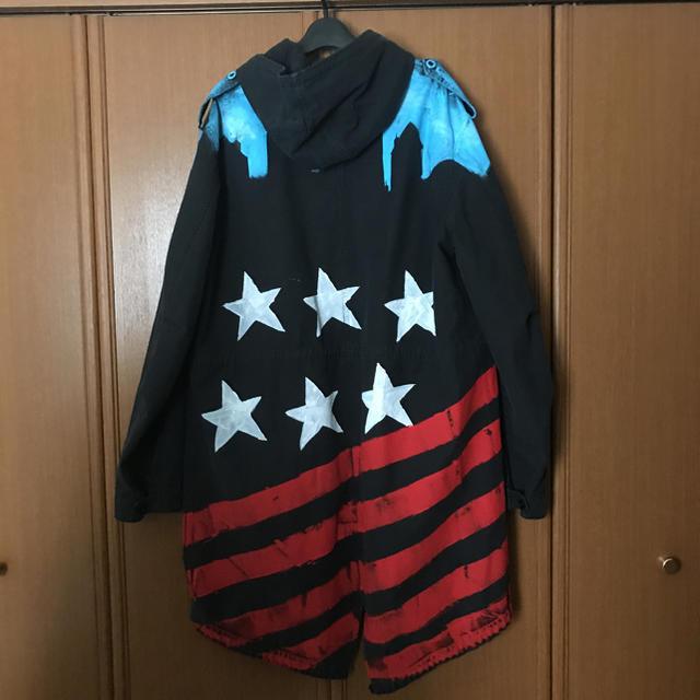faith connexion 16aw メンズのジャケット/アウター(モッズコート)の商品写真