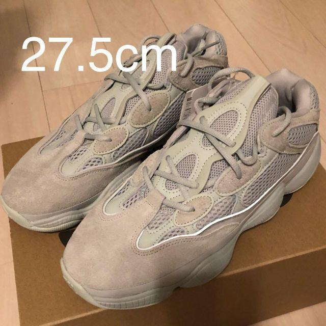 adidas(アディダス)の[新品]adidas YEEZY 500 27.5cm SALT メンズの靴/シューズ(スニーカー)の商品写真