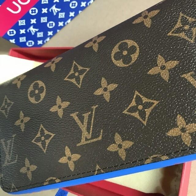 LOUIS VUITTON(ルイヴィトン)のルイヴィトンlv の長財布です メンズのファッション小物(長財布)の商品写真