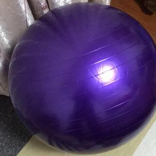ミニスタビリティボール(ライム)55cm yoga/ヨガ ダイエット(ヨガ)