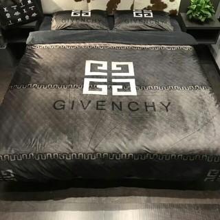 GIVENCHYジバンシィ寝具カバー 4点セット 掛け布団カバー