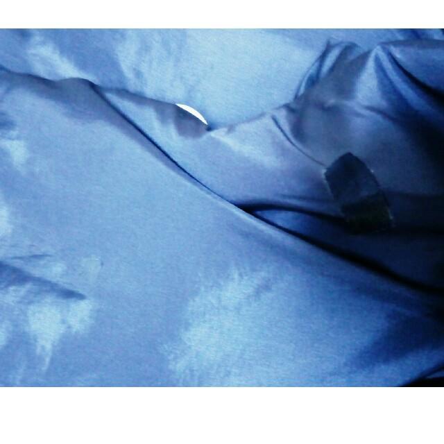 adidas(アディダス)の希少 90年代 adidas DESCENTE ビッグロゴ 裏ボア ベンチコート メンズのジャケット/アウター(ナイロンジャケット)の商品写真