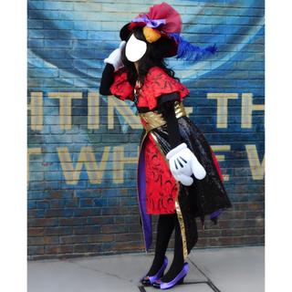 ディズニー(Disney)のヴィランズワールド ミニー・マウス 衣装一式 (衣装一式)