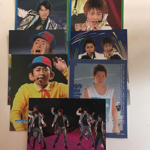 嵐! 写真7枚セット エンタメ/ホビーのタレントグッズ(アイドルグッズ)の商品写真