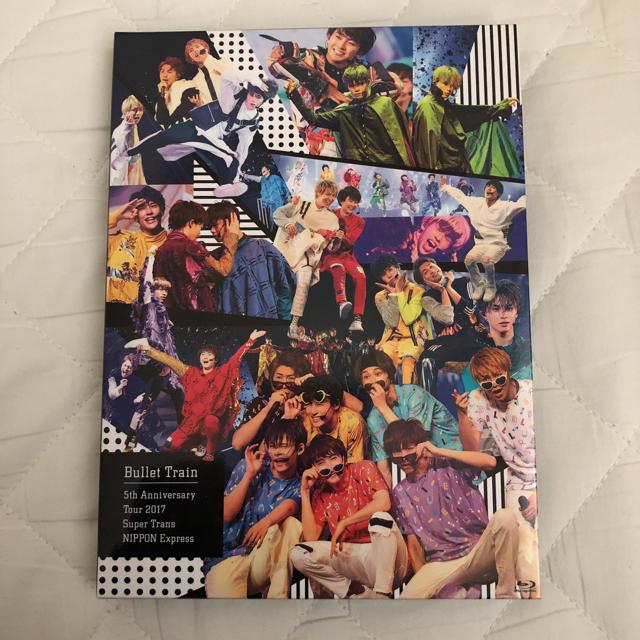 超特急 5th annyversary 武道館 ブルーレイ エンタメ/ホビーのタレントグッズ(アイドルグッズ)の商品写真