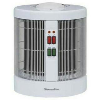 【新品】遠赤外線パネルヒーター 暖話室 1000型H ホワイト(電気ヒーター)