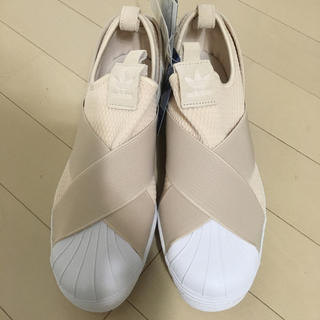 アディダス(adidas)のアディダス スリッポン(スニーカー)