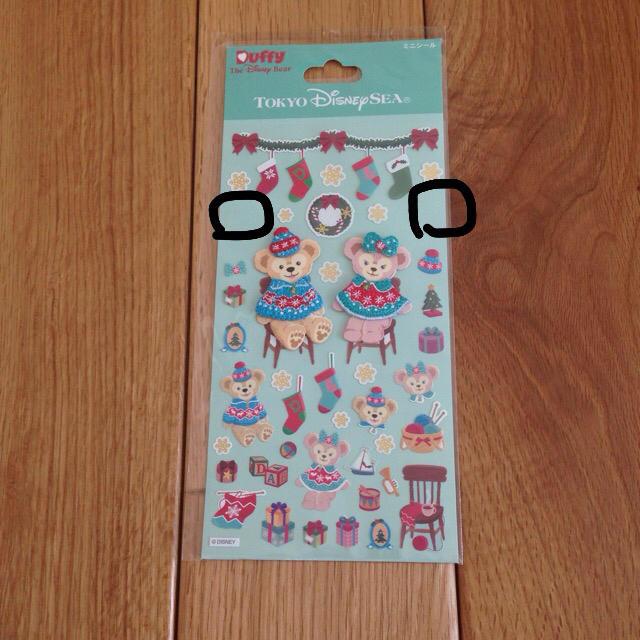 ダッフィー(ダッフィー)のダッフィーXmasセット エンタメ/ホビーのおもちゃ/ぬいぐるみ(キャラクターグッズ)の商品写真