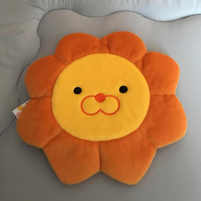 ポンデライオン フェイスポーチ エンタメ/ホビーのおもちゃ/ぬいぐるみ(キャラクターグッズ)の商品写真