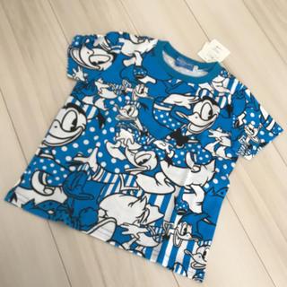 ディズニー(Disney)のドナルドTシャツ(Tシャツ/カットソー)