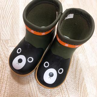 ダブルビー(DOUBLE.B)のダブルビー  13cm レインブーツ(長靴/レインシューズ)