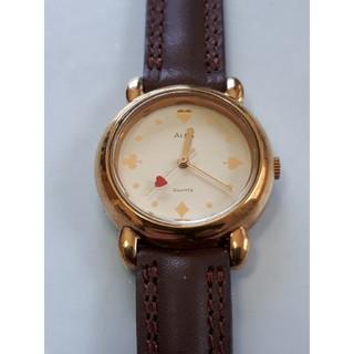 アルバ(ALBA)の新品ベルト【電池交換済み】ALBA 型番V811-0550 ZOレディース腕時計(腕時計)