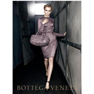 ボッテガヴェネタ(Bottega Veneta)の超美品 ボッテガ・ヴェネタジャパン ワンピース  38(ひざ丈ワンピース)