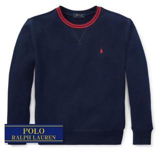 ラルフローレン(Ralph Lauren)の☆新品☆ 170 ラルフローレン スウェットシャツ ネイビー 4617(Tシャツ/カットソー)