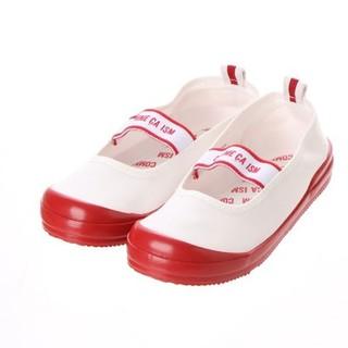 コムサイズム(COMME CA ISM)のMa様専用  赤20cmピンク21cm(スクールシューズ/上履き)