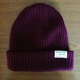 レプシィム(LEPSIM)のレプシィム ニット帽(ニット帽/ビーニー)