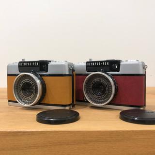 オリンパス(OLYMPUS)のmiku様専用 OLYMPUS PEN  EE-3 (フィルムカメラ)
