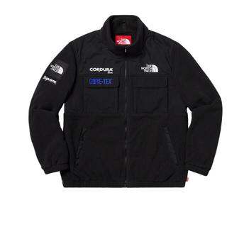 シュプリーム(Supreme)のsupreme the north face s 黒 fleece jacket(その他)