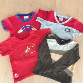 ナイキ(NIKE)のベビーTシャツ4枚セット(Tシャツ)
