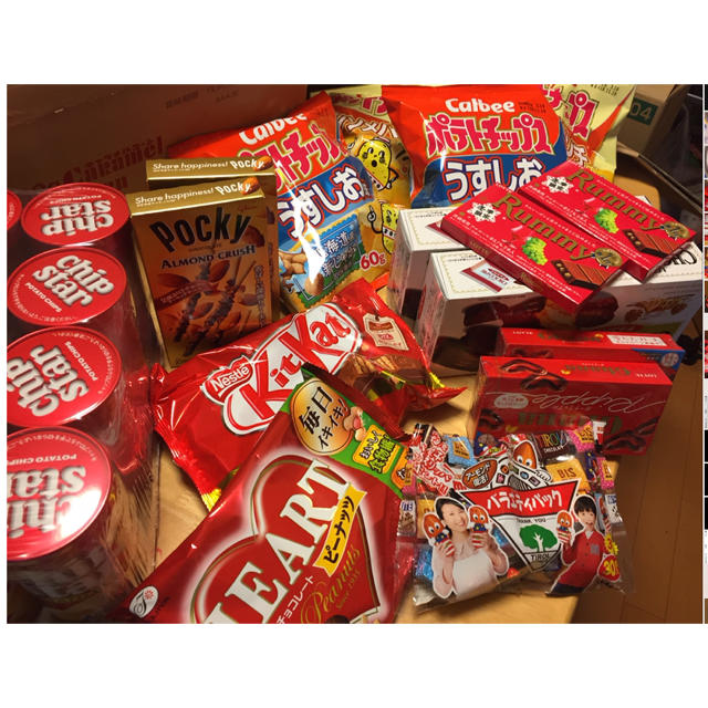 お菓子詰め合わせ  *ポイント、売り上げ金で! 【送料無料】 食品/飲料/酒の食品(菓子/デザート)の商品写真