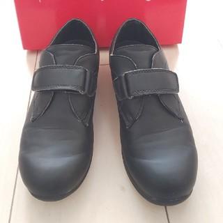 ギンザノサエグサ(SAYEGUSA)の美品!子供革靴 22.6(フォーマルシューズ)