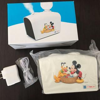 ディズニー(Disney)のコンパクト加湿器 ディズニー ミッキー(加湿器/除湿機)
