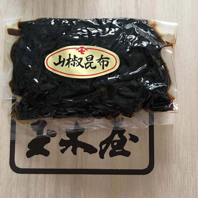 新橋 玉木屋 佃煮 三種 食品/飲料/酒の食品(その他)の商品写真