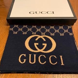 グッチ(Gucci)のGUCCI マフラー/ショール(マフラー)