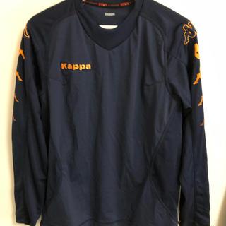 カッパ(Kappa)のカッパ kappa ゲームシャツ サッカー 美品 L(ウェア)