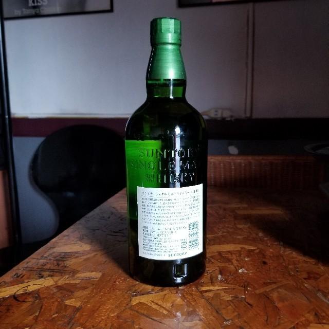 サントリー(サントリー)のサントリー白州ノーエイジ700ml 食品/飲料/酒の酒(ウイスキー)の商品写真