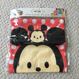 ディズニー(Disney)の新品! ツムツムミッキー&ミニー巾着ディズニー😊(その他)