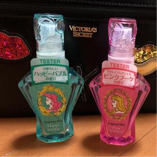 ディズニー(Disney)の未使用品 フレグランスミスト 2点セット バラ売り可能(香水(女性用))