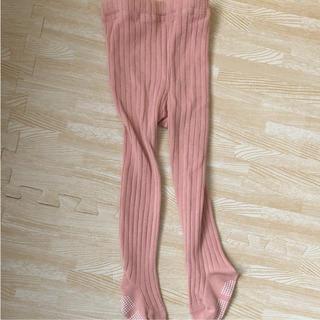 シマムラ(しまむら)の未使用♡ベビータイツ(靴下/タイツ)