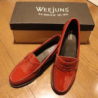 ジーエイチバス(G.H.BASS)のWeejuns ローファー(ローファー/革靴)