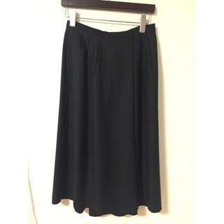 ロイスクレヨン(Lois CRAYON)のロイスクレヨン 巻きスカート風 ガウチョパンツ ブラック (その他)