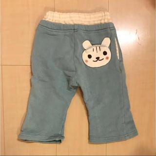 キッズズー(kid's zoo)のキッズズー 80 パンツ ズボン りす(パンツ)
