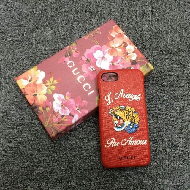 シャネル iphone 7 ケース | Gucci - Gucci グッチ iPhoneケース 7/8の通販 by toyanyan's shop|グッチならラクマ