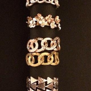 カオル(KAORU)のアトリエ カオル チェインズ chains (リング(指輪))