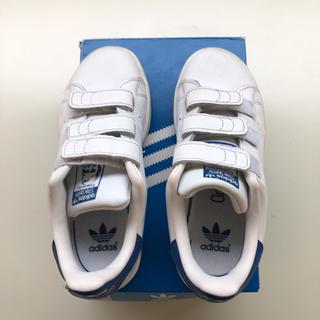 adidas - スタンスミス キッズ 19センチ