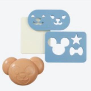 ディズニー(Disney)の【新品】ダッフィー  ご飯型抜き(調理道具/製菓道具)