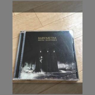 ベビーメタル(BABYMETAL)の完全限定版 BABYMETAL METAL RESISTANCE(ポップス/ロック(邦楽))
